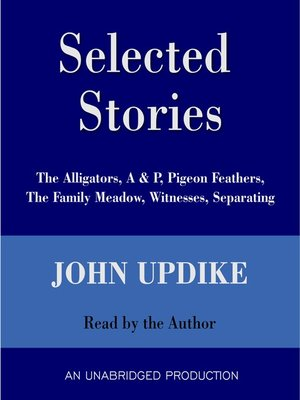 cover image of Selected Stories
